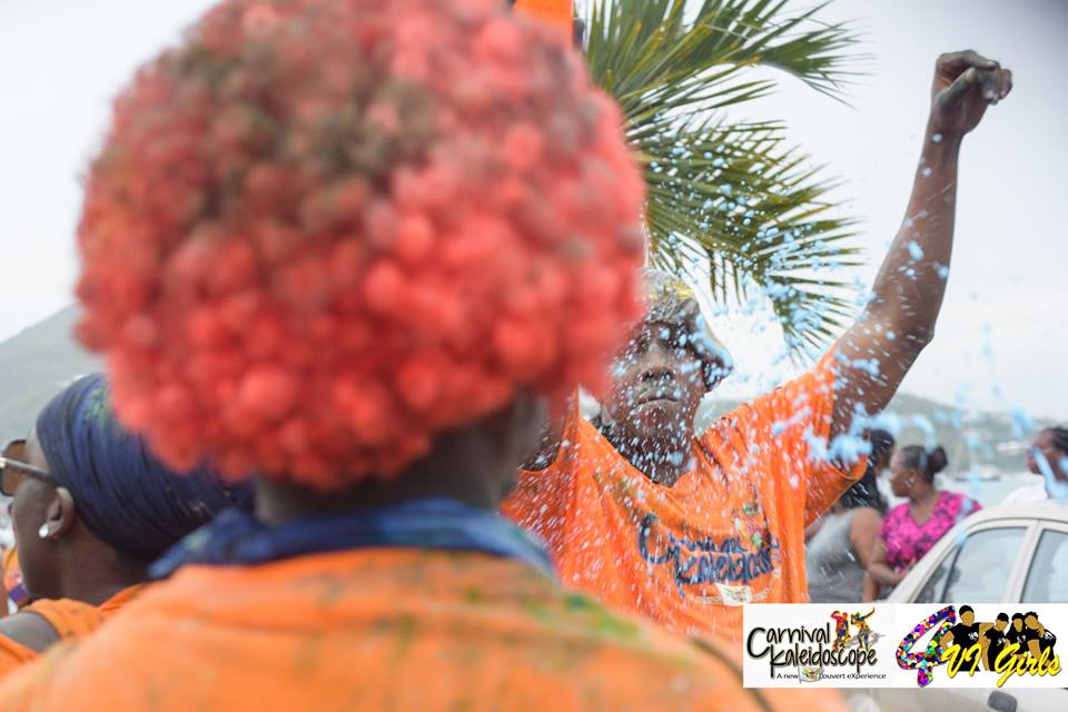 Carnival Kaleidoscope J'ouvert Troupe 2018 Carnival Kaleidoscope J'ouvert Troupe