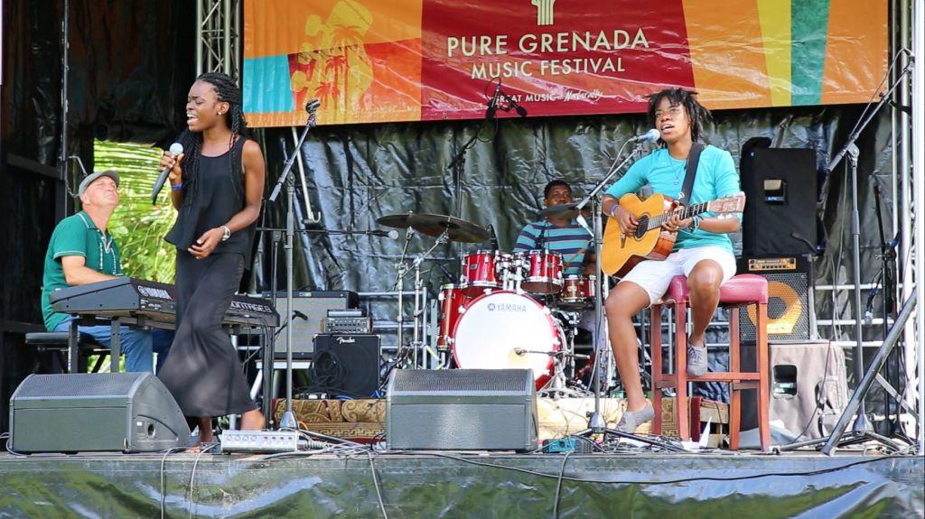Pure Grenada Music Festival Pure Grenada Music Festival