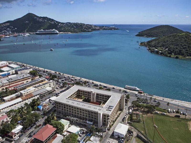 US Virgin Islands Welcome to the 4th Annual St. Thomas International Regatta!