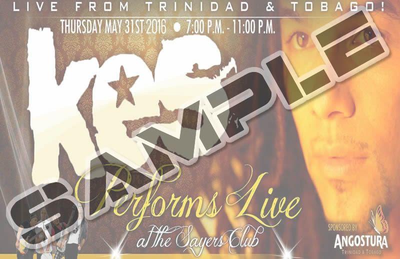 KES - Live Performance