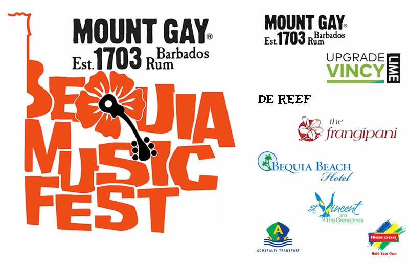 Bequia Mount Gay Music Fest 2018