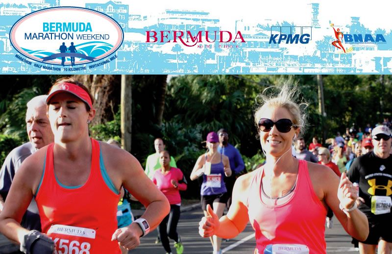 Bermuda Marathon Weekend