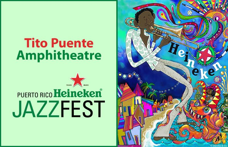 Puerto Rico Heineken Jazz Festival