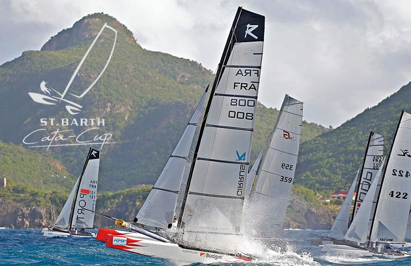 10th edition of the St Barth Cata Cup