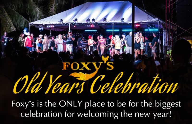 Foxy's Old Year's Celebration