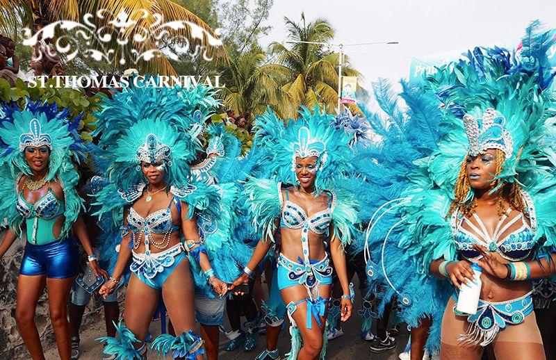 St. Thomas Carnival 2018