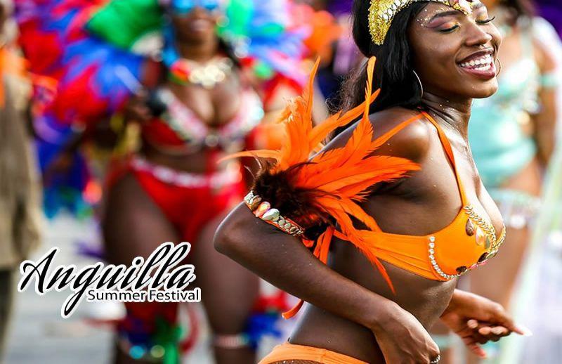 Anguilla Summer Festival 2018