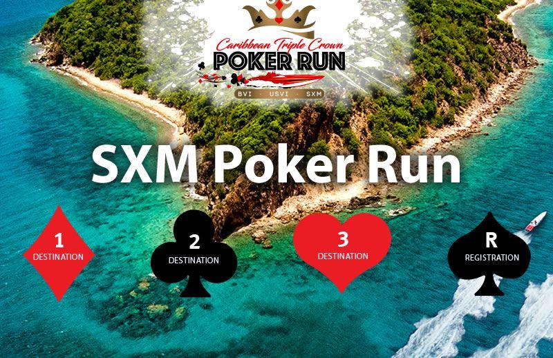 SXM Poker Run 2017
