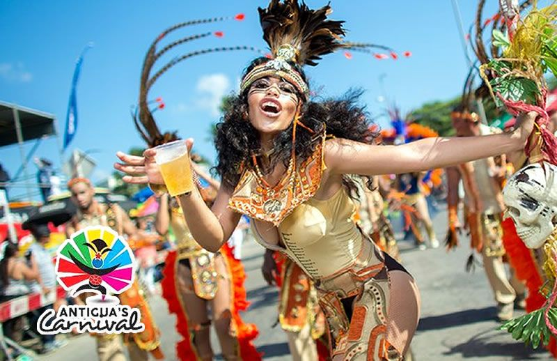 Antigua and Barbuda 60th Carnival