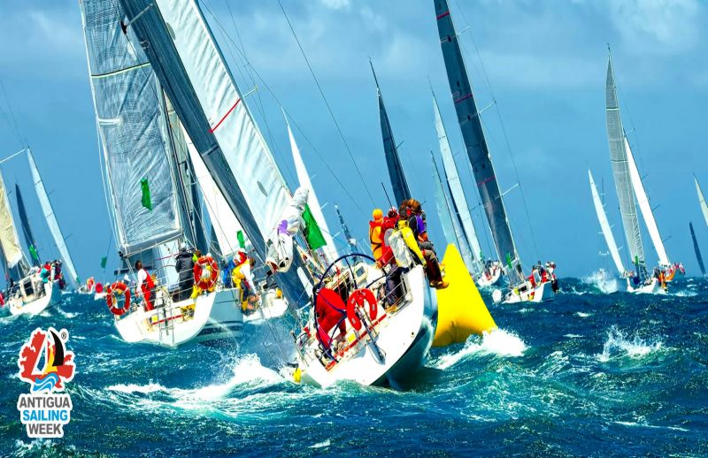 Antigua and Barbuda - 51st edition of Antigua Sailing Week 2018