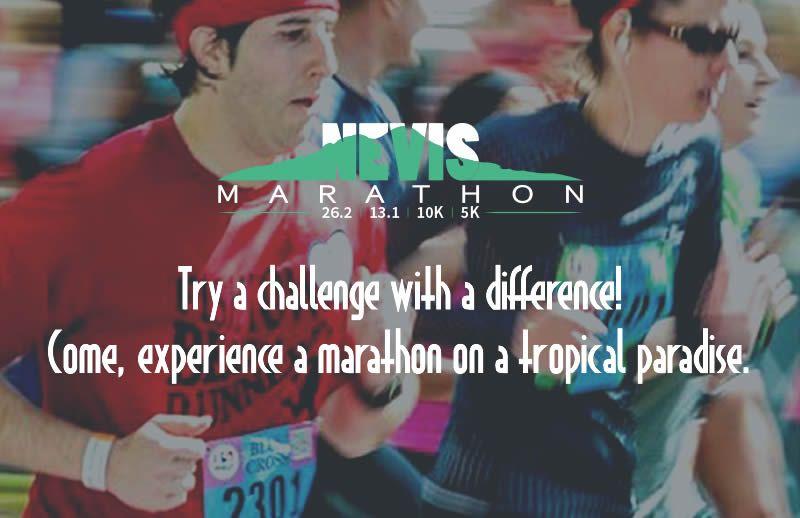 Nevis Marathon 2017