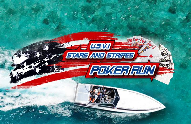 USVI Poker Run 2018