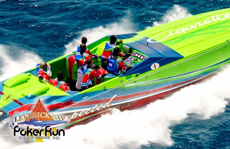 BVI Poker Run 2018