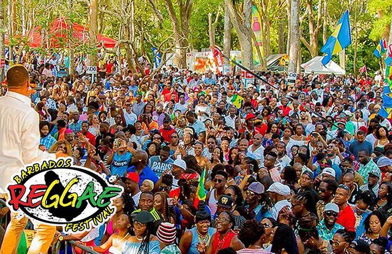 Barbados Reggae Festival 2018