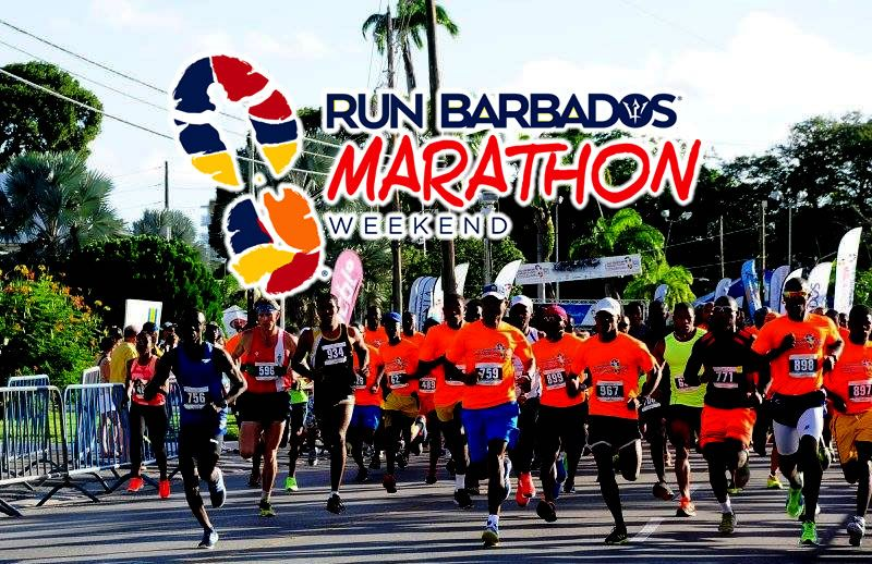 The 2017 Run Barbados Marathon Weekend